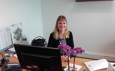 Nathalie RICH - Responsable service après vente