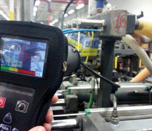 LeakShooter : détection de fuite d'air par Synergys Technologies